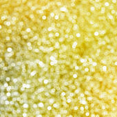 Abstract yellow sparkling background — Stock Photo