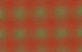 Abstrakt farbe mit moiré-effekt — Stockfoto