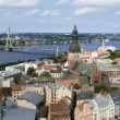 Old town of Riga - Stock Photo