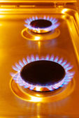 Gas — Stock fotografie
