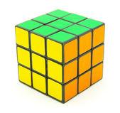Cubo de color — Foto de Stock