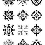 Ornament, decor, pattern — Stock Vector #3860919