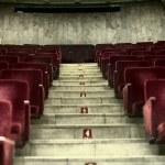 Old empty concert hall — Stock Photo #2963594
