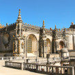 Stock Photo: Convent of Christ in Tomar,