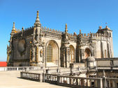 Convent of Christ in Tomar, — Stock Photo