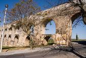 Acueducto romano — Foto de Stock