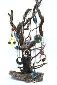 セラミックのネックレス — ストック写真