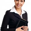 Young attractive business woman. — Stock Photo