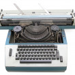 Typewriter — Stock fotografie #3146765
