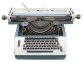 Máquina de escrever — Foto Stock