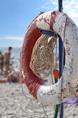 Ring buoy — Stock Photo