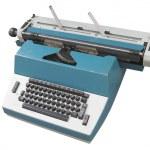 Typewriter — Stock Photo #3780362