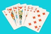 Cards — Foto de Stock