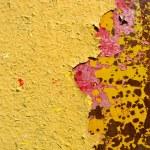 Rusty old iron surface — Stock Photo