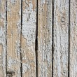 A background of weathered white painted wood — Stock Photo