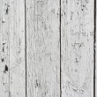 Royalty-Free Stock Photo: Background of weathered white painted wood