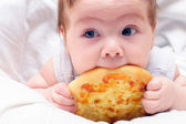 Infant — Stock Photo