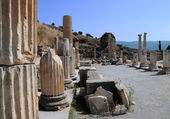 Pillars of Ephesus — 图库照片