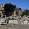 Tomb of Hierapolis - Stock Photo