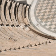 Stock Photo: Piece of Odeon in Athens