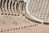 Piece of Odeon in Athens — Stock Photo