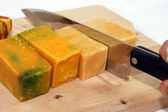 Soap making -10 — Stock Photo