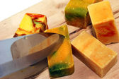 Soap making -4 — Stock Photo