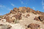 Ancient rocks — Stock Photo