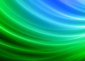 Green and blue background — Stock Photo