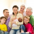 Happy family — Stock Photo #3209531