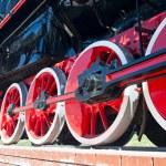 Steam train — Stock Photo #3322049