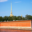 Royalty-Free Stock Photo: Peter and Paul Fortress