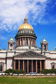 St. Isaac's Cathedral (Isaakevsky Sobor) in St. Petersburg — Stock Photo