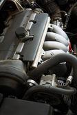 The modern engine — Stock Photo
