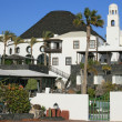 Stock Photo: Hotel on Lanzarote, Canary island, Spain