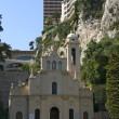 Old church in Monaco — Stok fotoğraf