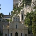Monako eski kilise — Stok fotoğraf