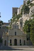 Old church in Monaco — Fotografia Stock
