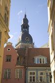 Riga dom — Stockfoto
