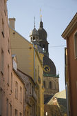 View on Riga Dome, Latvia — Stock Photo
