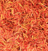 Crocus spice — Stock Photo