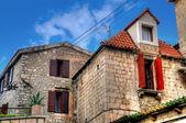 Old stone house — Zdjęcie stockowe