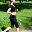 Jogging — Stock Photo #3294837