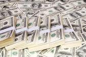 Stacks of Money — Stock Photo