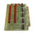 Stock Photo: Old circuit board