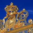 Versailles gate detail - Stock Photo