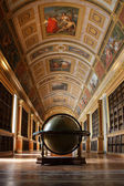 Interior of Fontainebleau palace — Stock Photo