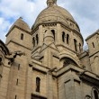 Church Sacre Coeur in Paris — Stock Photo