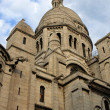 Church Sacre Coeur in Paris — Stockfoto