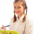 Schoolgirl — Stock Photo #2911945